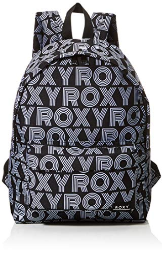 Roxy Women's Sugar Baby Printed Backpack, Anthracite Calif Dreams, Dimensions: 16' 13' 4''...