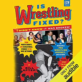Is Wrestling Fixed? cover art