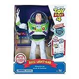 Toy Story Figura Articulada Buzz Lightyear Super Interactivo 30 cm (BIZAK 61234432)