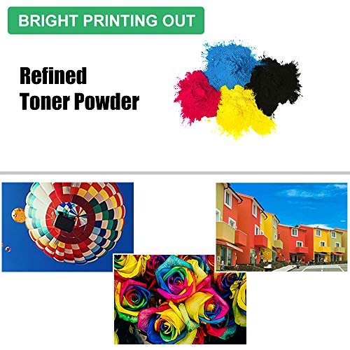 Kolasels Compatible Toner Cartridge (1-Pack, Yellow) Replacement for HP 307A CE742A Toner to use with Color Laserjet CP5200 CP5225 CP5225dn CP5225n CP5220 Printer (High Yield) Photo #6