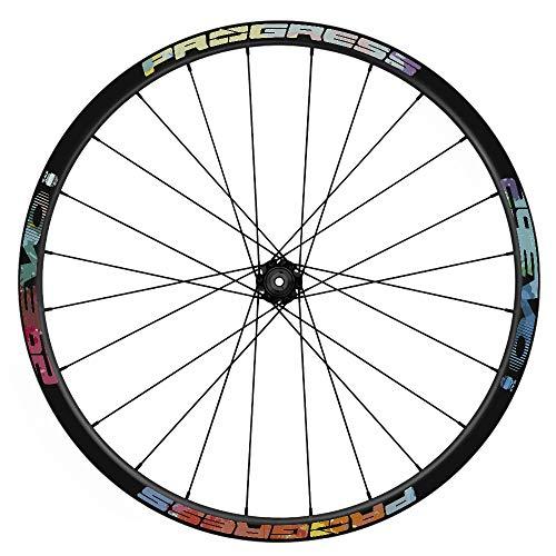 Pegatinas Llantas Bicicleta 29' WH44 Progress EVO 29 VINILOS Ruedas Pintura
