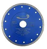 PRODIAMANT Qualité Professionnelle Disque à tronçonner diamant Tuile 180 x 30 + 25,4 mm, PDX83.933 180mm