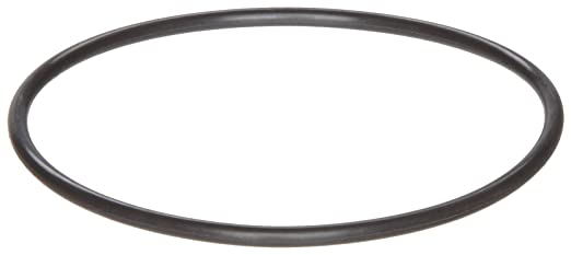 Black 3//4 ID 7//8 OD 018 Viton O-Ring 1//16 Width Pack of 5 75A Durometer