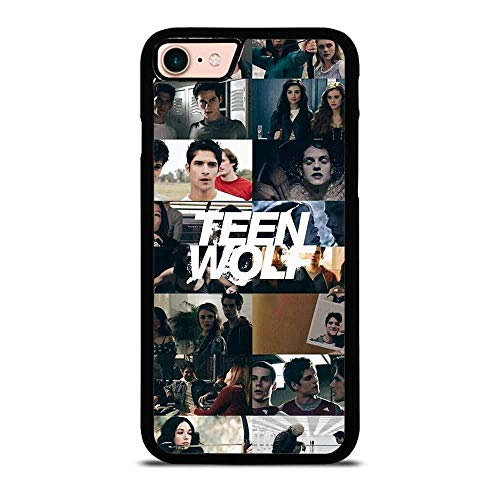 Knekuns Teen-Wolf-Logo Funny Phone Cases for iPhone 6/6S, Phone Case,Handyhülle,Hülle,Coque,Custodia,Carcasa,Cover,Shell,Teen Wolf Logo,TNE-303-5586
