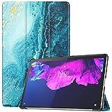 TiMOVO Funda Compatible con Lenovo Tab P11 11 Inch Tablet, Funda Ultra Fina y Liviana para la Tableta Lenovo Tab P11(TB-J606F) 2020 Release Tableta, Dorado