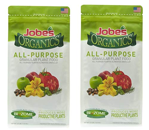 Organic All Purpose Granular Fertilizer by Jobe's Organics