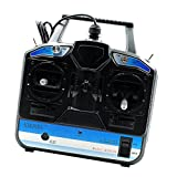 Hellery 18 En 1 Simulador de Vuelo 8ch para RC Drone Quadcopter Vuelo Tarining Accs