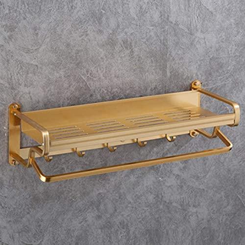 QOHG Baño Toalla de Toalla Espacio de Pared Aluminio, Multi-Color Opcional, Toalla de Pared de Cocina