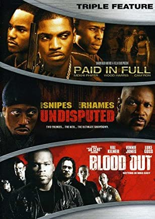 Paid in Full / Undisputed / Blood Out [Importado]