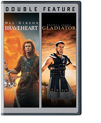 Braveheart / Gladiator (2pc) / (2pk Ecoa) [DVD] [Region 1] [NTSC] [US Import]