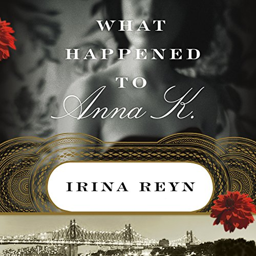 What Happened to Anna K. audiobook cover art