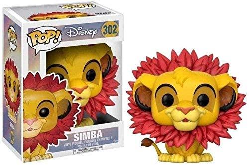 ZYYWAD Pop: The Lion King Simba Leaf...