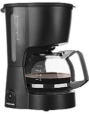 Tristar CM-1246 Koffiezetapparaat met een inhoud van 600 ml, ideaal voor campings [voor maximaal 6 kopjes, met automatische uitschakelfunctie en waterniveau-indicator