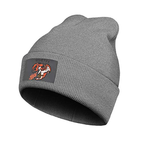 Monster-Hunter-World-Baby-Rath-Knitting Beanie Hats Pompom Extra Daily Perfect for Snowshoeing