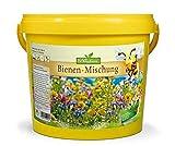N.L.Chrestensen BIG - Cubo para todo tipo de insectos, abejas y abejas, mezcla de semillas de flores, multicolor