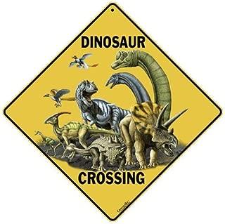 Best dinosaur crossing signs Reviews