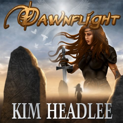 Dawnflight audiobook cover art