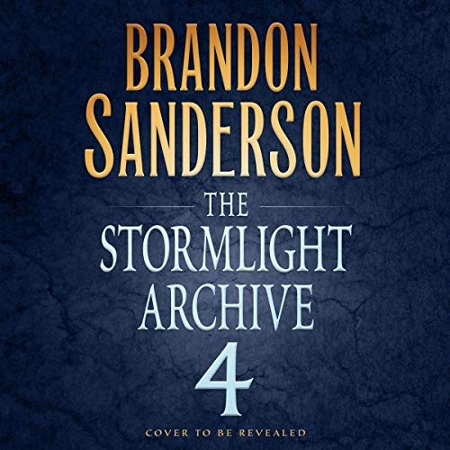 Page de couverture de The Stormlight Archive #4
