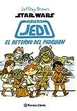 Star Wars Academia Jedi nº 02/03: El retorno de Padawan (Star Wars Jeffrey Brown)