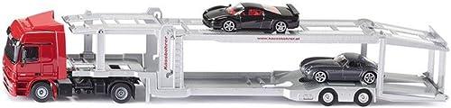 LBYMYB Collection de Cadeaux de modèle de Jouet en Alliage de Simulation de Jouet en Alliage de véhicules de Transport pour Enfants de modèle de Voiture