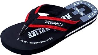 brandvilla Doctor Extra Soft Slipper Ortho Care Orthopaedic Comfort Dr.Slipper, Flip-Flop and House Slipper for Men's (Hea...