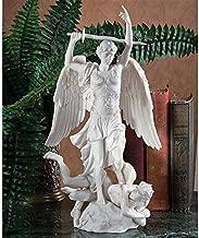 Design Toscano 14.5 in. LArchange Saint Michel Angel Statue
