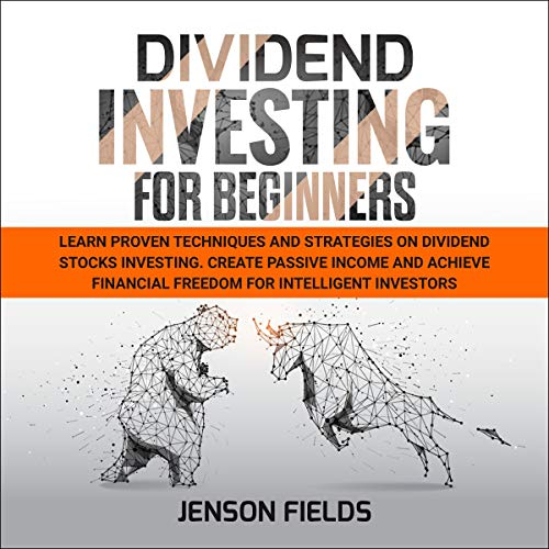 Dividend Investing for Beginners audiobook cover art