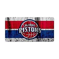 Detroit Pistons デトロイトピストンズ デスクマット 超大型 テーブルマット マウスパッド 防水防汚 清潔やすい 滑り止めデスクマット 書き心地がよい