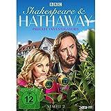 Shakespeare & Hathaway: Private Investigators - Staffel 2 [3 DVDs]
