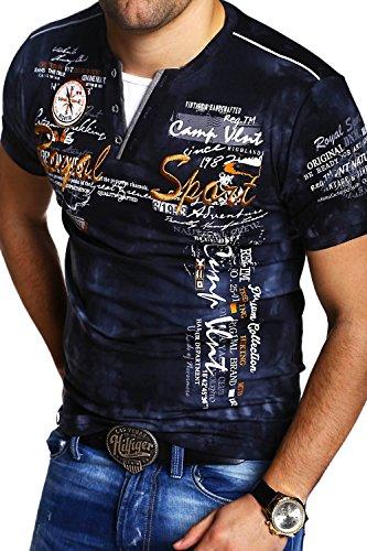 MT Styles 2in1 T-Shirt P-CAROY R-2878 [Schwarz, L]