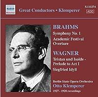 Brahms: Symphony No 1