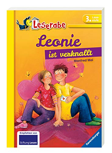 Leonie ist verknallt (Leserabe - Schulausgabe in Broschur)