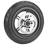 MAGT Tire for Xiaomi Roue arrière pneus Frein à Disque des pneus 9,8 Pouces pneus arrière de Remplacement Roue Compatible avec Xiaomi Mijia M365 Scooter électrique
