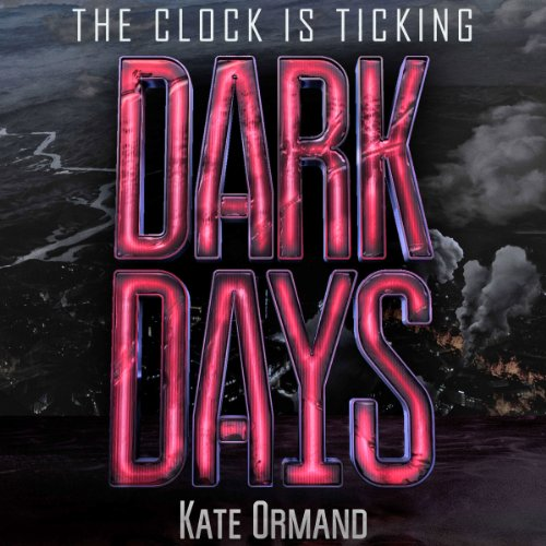 Dark Days audiobook cover art