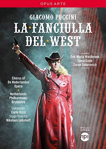 Giacomo Puccini - La Fanciulla del West [DVD]