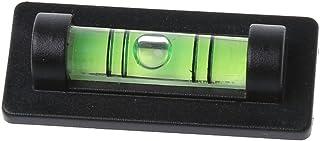 HELYZQ Mini Transferidor de Nível de Bolha Spirit Magnético para TV Rack de Foto Bens Prateleira