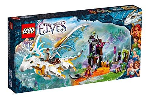 LEGO - 41179 - Le Sauvetage de La Reine Dragon