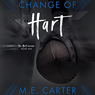 Change of Hart cover art