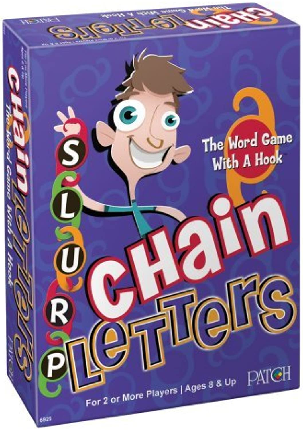 Chain Letters Word Board Game by Patch Products Inc.