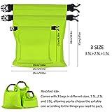 Zoom IMG-2 ozuar 3 pezzi waterproof bag