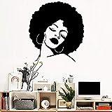 Afrikanische Frauen wandbild wandaufkleber Kunst Aufkleber