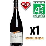 X1 David Duband'Les Pruliers' 2014 AOC Nuits-Saint-Georges 1er Cru Vin Rouge Bourgogne
