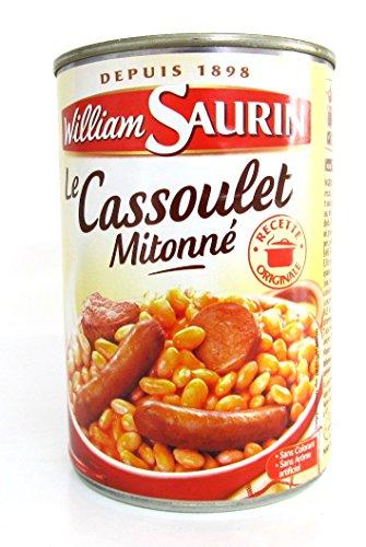 William Saurin Le Cassoulet Mitonne geschmort 420g