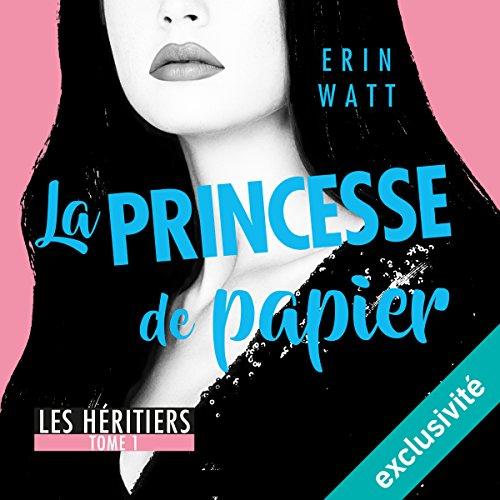 La princesse de papier audiobook cover art