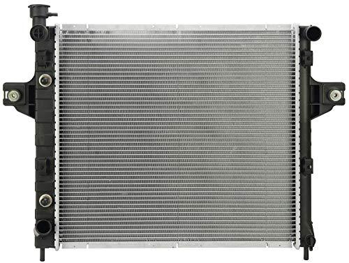 02 jeep grand cherokee radiator - 9