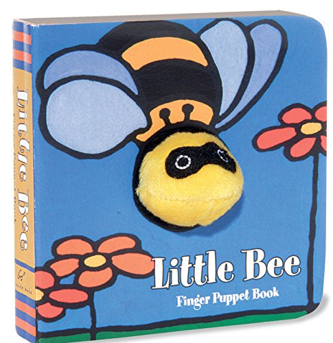 Little Bee: Finger Puppet Book: (Finger Puppet Book for Toddlers and Babies, Baby Books for First Year, Animal Finger Puppets) (Little Finger Puppet Board Books, FING)