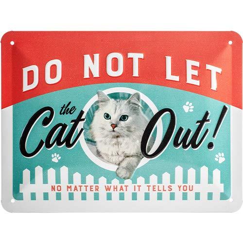 Regalos Para La Casa De Gatos Marca Nostalgic-Art