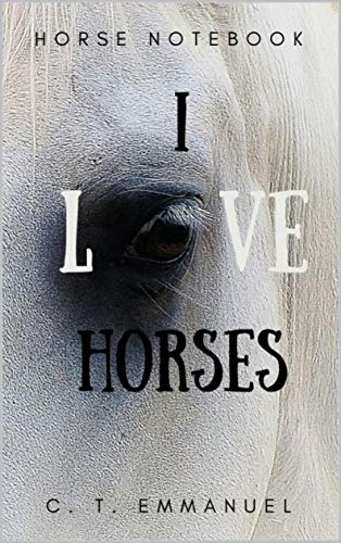 I Love Horses (I Love... Book 3) (English Edition)