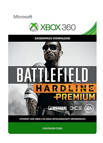 Battlefield Hardline Premium [Xbox 360 - Download Code]