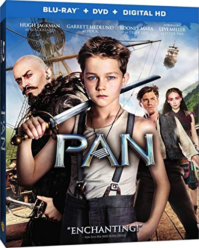 Peter Pan Blu ray Vários Atores